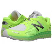 New Balance Fresh Foam Zante v2 Breathe (Little KidBig Kid) WhiteToxic