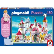 Princesses Castle Playmobil Jigsaw Puzzle 150-Piece
