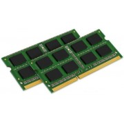 Memorii Laptop Kingston KVR16S11K2/16 SO-DIMM DDR3, 2x8GB, 1600MHz, (CL11)
