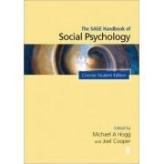 The SAGE Handbook of Social Psychology by Michael A. Hogg