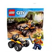 LEGO City Jungle 30355 Jungle ATV