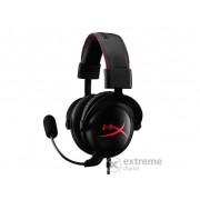 Headset Kingston HyperX Cloud, negru (KHX-H3CL/WR)