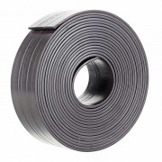 3000 x 25 x 1.5mm DIY Single Sided Flexible Magnetic Strip Tape Rubber Magnet for Office & School