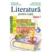 Manual literatura clasa 1 - Ilie Baranga Maria Baranga Madalina Pricop