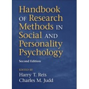 Handbook of Research Methods in Social and Personality Psychology by Harry T. Reis