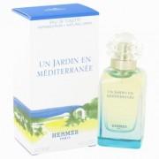 Un Jardin En Mediterranee For Women By Hermes Eau De Toilette Spray 1.7 Oz