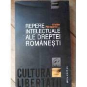Repere Intelectuale Ale Dreptei Romanesti - Cristian Patrasconiu