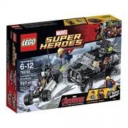 LEGO Superheroes Avengers Hydra Showdown by Ruksikhao