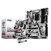 "MSI ""Z170A XPOWER GAMING TITANIUM EDITION Scheda Madre, Nero"