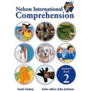 Nelson Comprehension International Student's Book 2: Egypt Version by Wendy Wren
