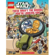 These Aren't the Droids You're Looking for, Paperback