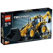 LEGO Technic 8069 - Retrocargadora