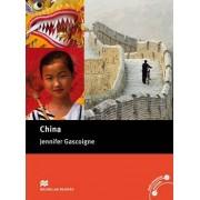 Macmillan Cultural Readers: China - Intermediate by Jennifer Gascoigne