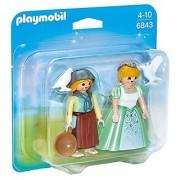PLAYMOBIL Princess and Handmaid Duo Pack