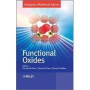 Functional Oxides by Duncan W. Bruce