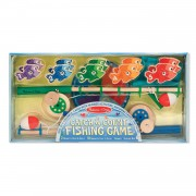 Melissa & Doug Catch & Count Fishing Game - Blue - 5149