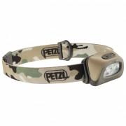Petzl - Tactikka + RGB - Stirnlampe grau/beige