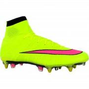 Ghete de fotbal barbati Nike Mercurial Superfly SG-PRO 641860-760
