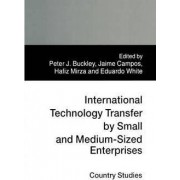 International Technology Transfer by Small and Medium-sized Enterprises by Peter J. Buckley