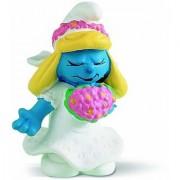 Schleich Bride Smurf Figure