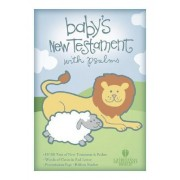 Baby's New Testament with Psalms-NCSB