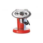 illy X7.1 IPERESPRESSO - Machine à café avec buse vapeur Cappuccino - rouge