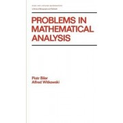 Problems in Mathematical Analysis by Piotr Biler