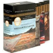 Three Novels by William Faulkner by William Faulkner
