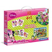 Disney - Juego educativo Minnie (Clementoni 13777.0)