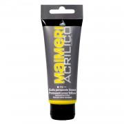 Culoare Maimeri acrilico 75 ml permanent lemon yellow 0916112