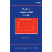 Modern Experimental Design by Thomas P. Ryan