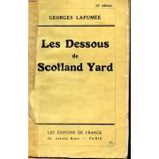 Les Dessous De Scotland Yard.
