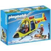 Playmobil - Granja, helicóptero rescate (5428)