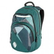 nitro Rucksack Stash Fragments Green