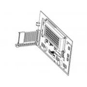 Delonghi Pcb Lcd(Tscreen)(16L)+Guidelight Esam67* (5513213171)
