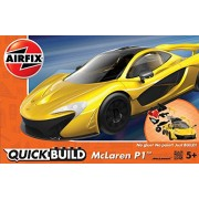 Airfix Quick Build - Kit per modellismo, soggetto: McLaren P1