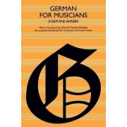 German for Musicians by Josephine Barber