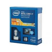 Intel Haswell E Processeur Core I7-5820K 3.50GHz 15Mo Cache Socket 1056 Boîte (BX80648I75820K)