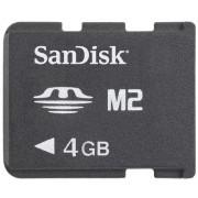 SanDisk Memory Stick Micro M2 4 GB (PSP)