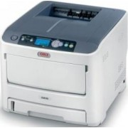 Imprimanta Laser Color OKI C610dn