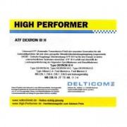 High Performer ATF Dexron III H 20 Liter Kanister