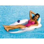 Spring Float Recliner - Backrest, Headrest and Cup Holder from Swimways