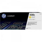 Тонер касета за HP 508X High Yield Yellow Original LaserJet Toner Cartridge (CF362X) - CF362X