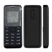 TOTTA Replacement Full Body Housing Panel Faceplate For Nokia 105- Black