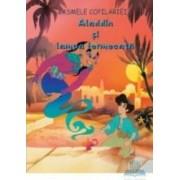 Basmele copilariei - Aladdin si lampa fermecata