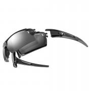 Tifosi Pro Escalate FH Interchangeable Sunglasses - Gloss Black/Clear