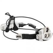 Petzl NAO - Linterna (Headband flashlight, AAA/LR03, Negro, Gris, IPX4, Ión de litio)