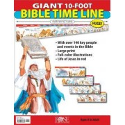 Classroom Giant 10 Foot Bible Time Line by Rose Publishing