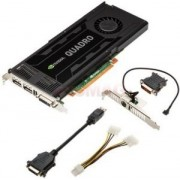 Placa Video PNY Quadro K4000, 3GB, GDDR5, 192 bit