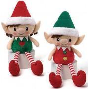 Special Cute 2 Feet Big Christmas Elfs (Set of 2)
